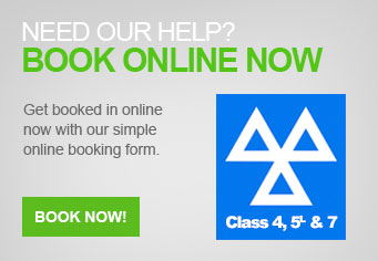 Need our help? Book Online Now